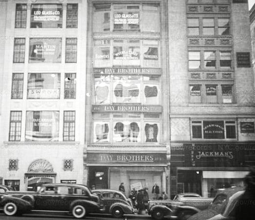 TDB in the 1940s